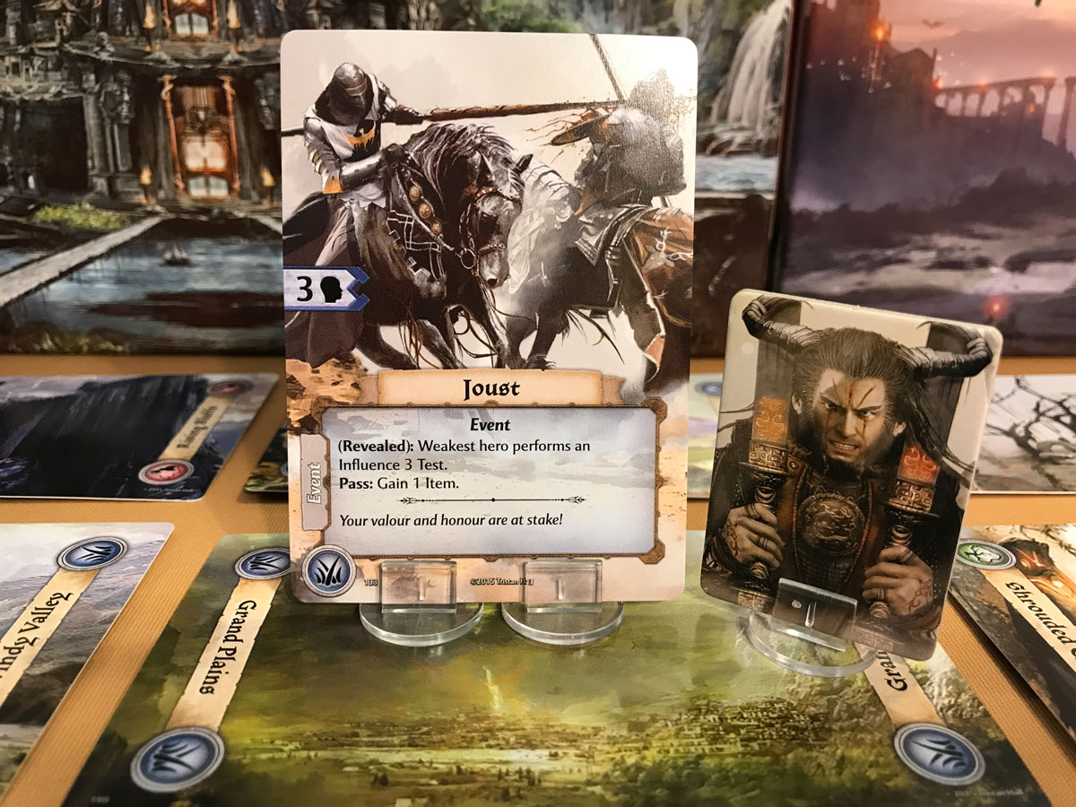 The Trials of a Half-Demon Scout in Gloom of Kilforth