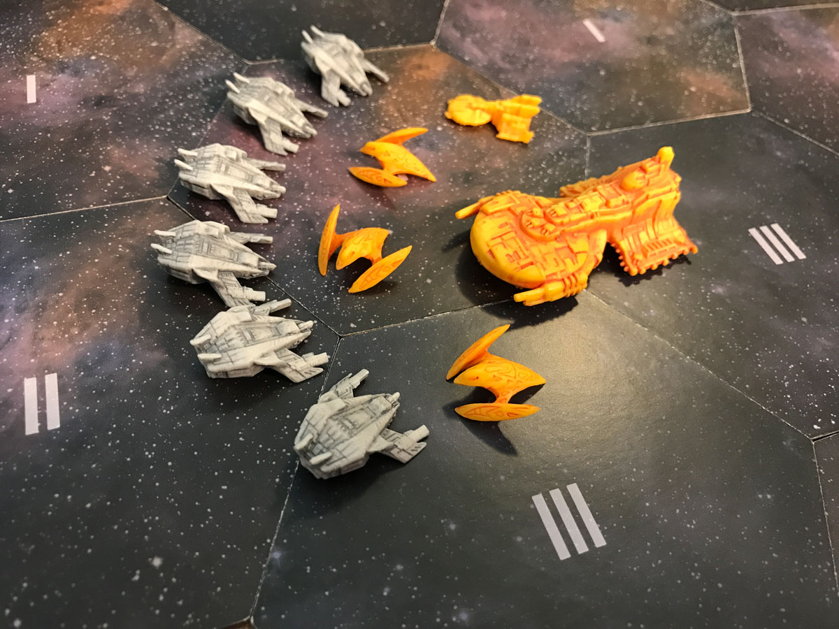 Into the Void with Eclipse Miniatures and Lost Ship
