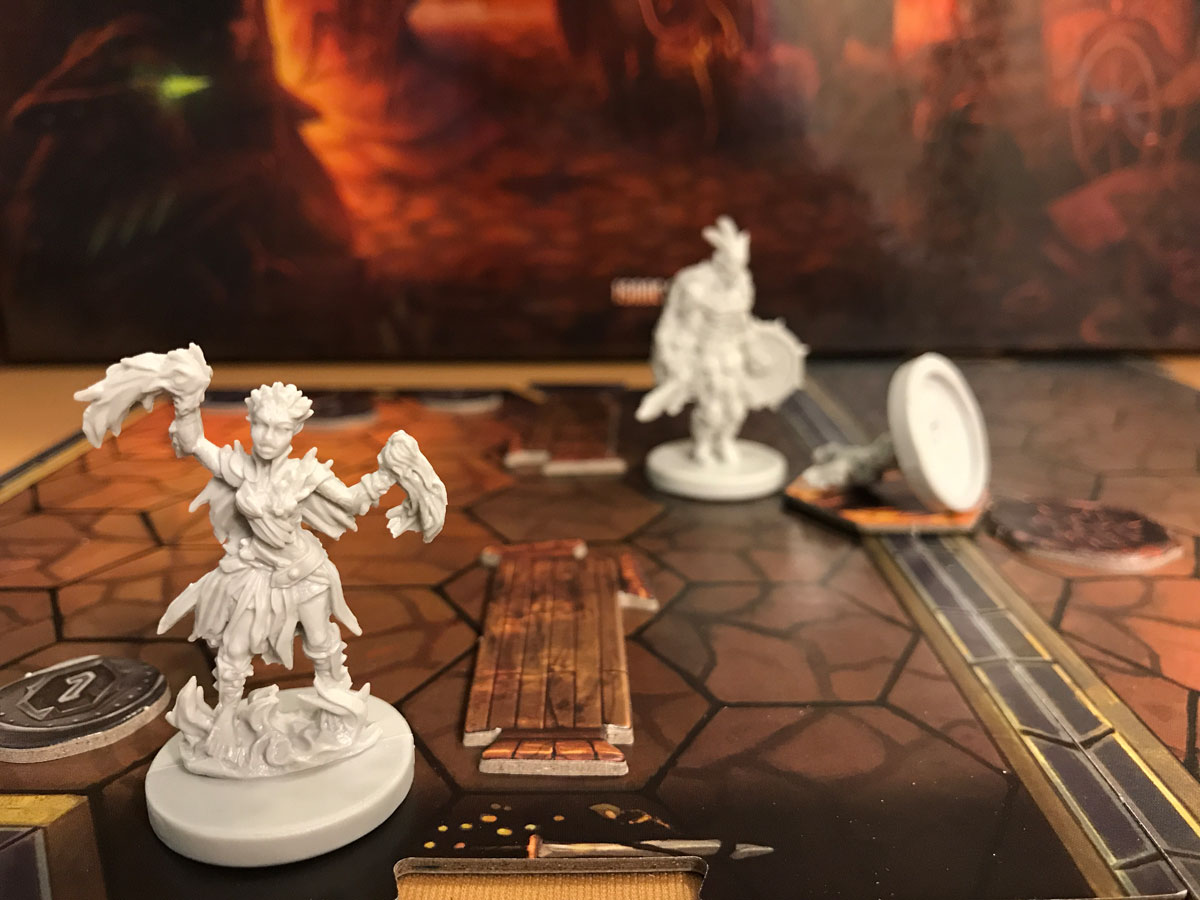 Into the Fray with the First Gloomhaven Scenario