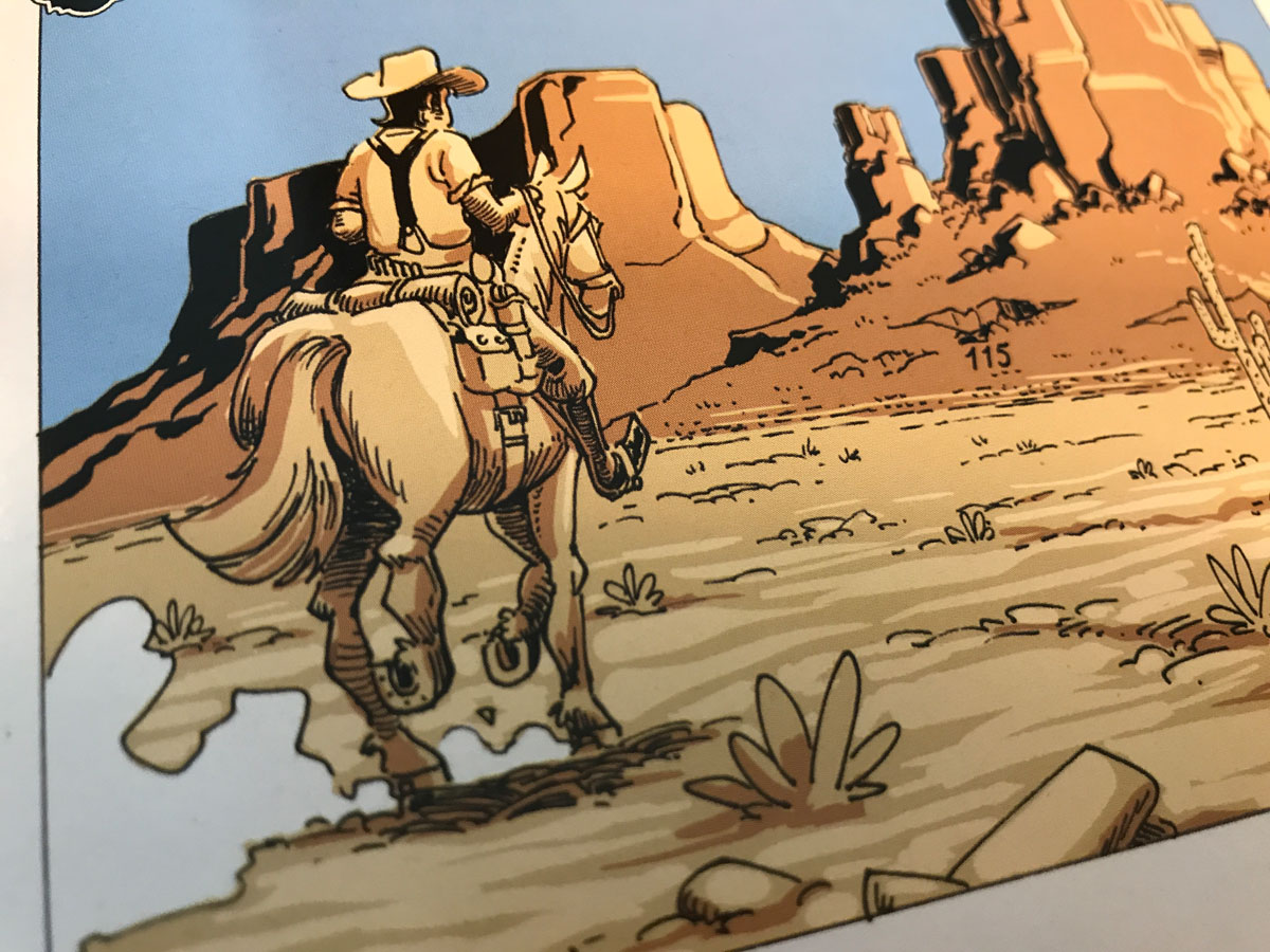 A Solo Review of the Western Adventure in Your Town