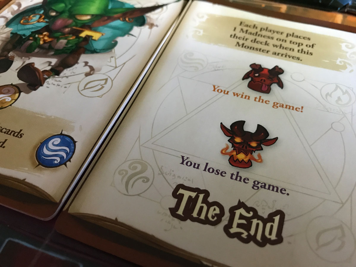 Reaching the Finale and Failing in The Big Book of Madness