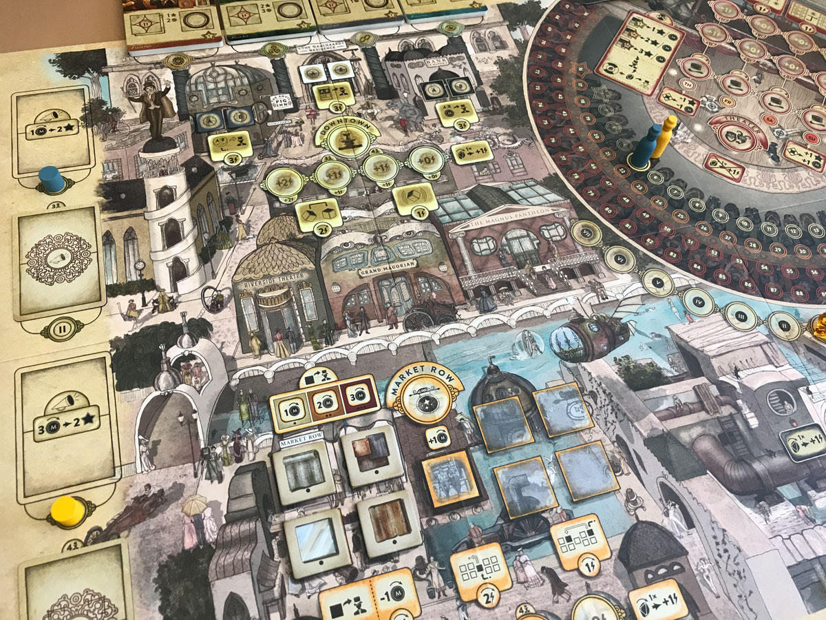 Presenting the Greatest Magic Show Ever with Trickerion