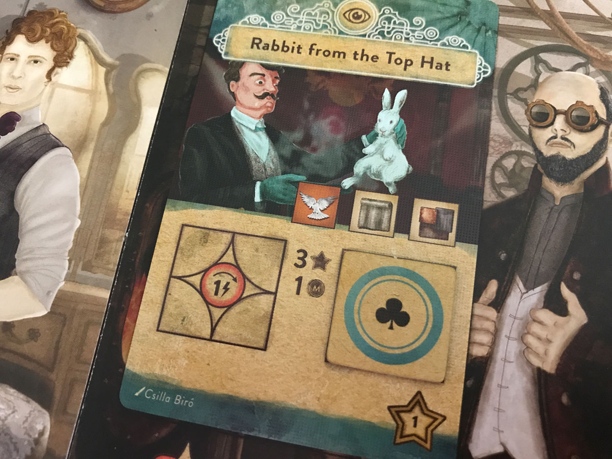 Trickerion: Master Magicians and a Finale of a Lifetime