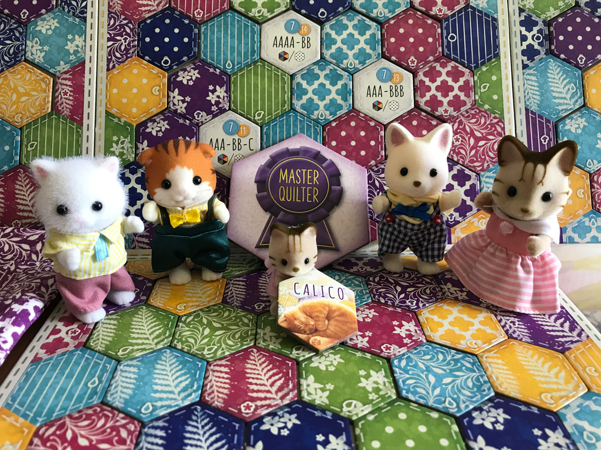 The Purrfect Combination: Calico and Calico Critters