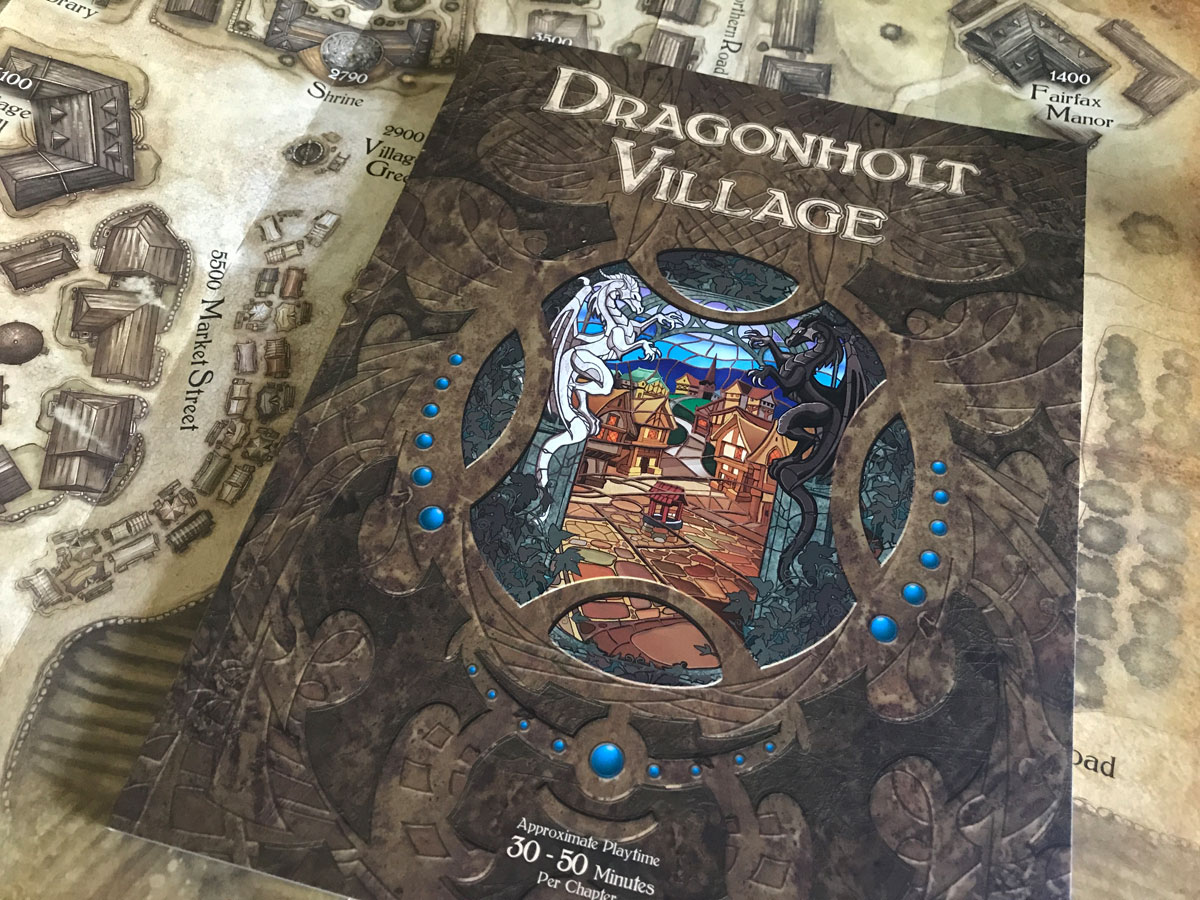 Exploring the Hidden Corners of the Village in Legacy of Dragonholt
