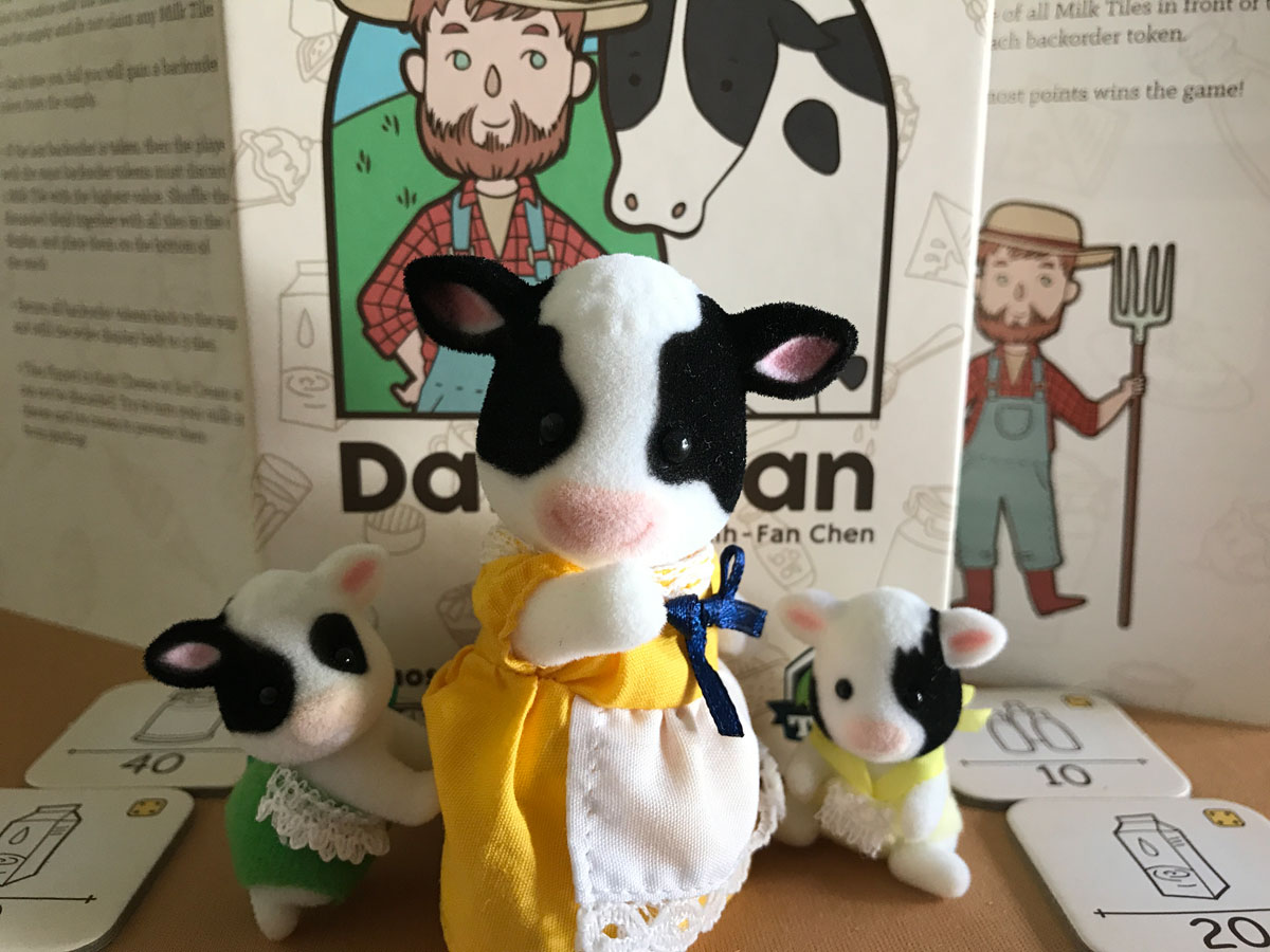 Simple Fun with Dairyman and the Quest for Ice Cream