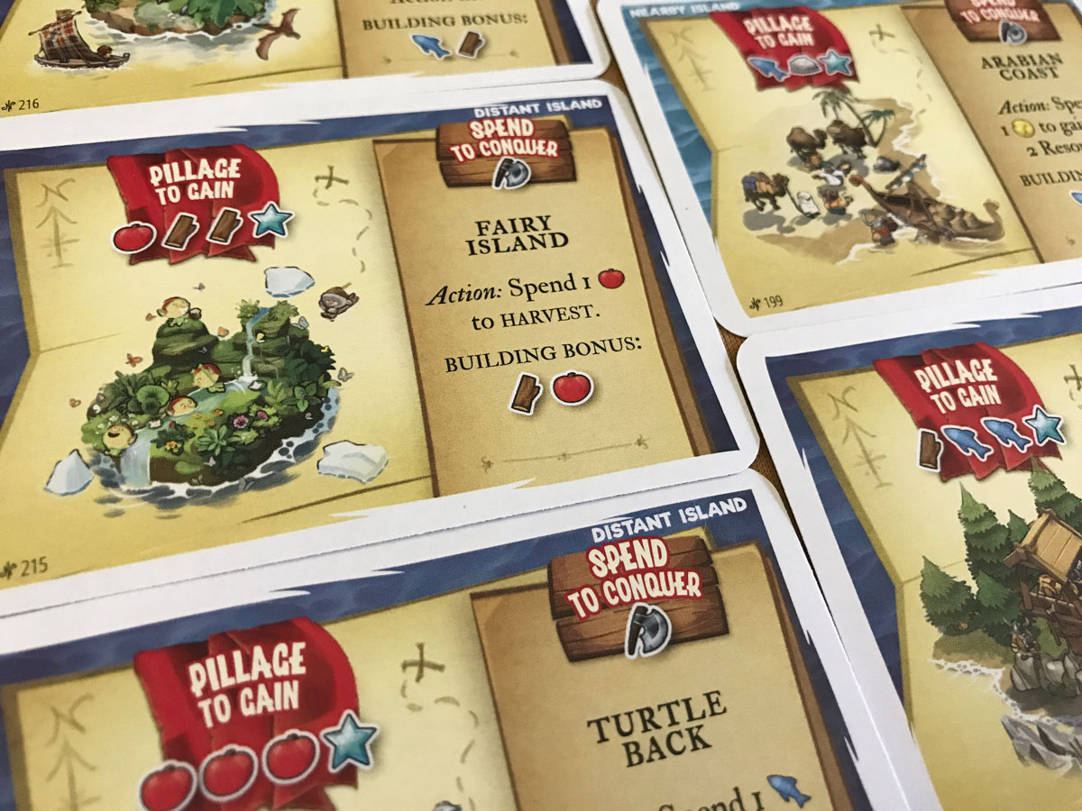 Taking Over Many Different Islands to Win in Imperial Settlers: Empires of the North