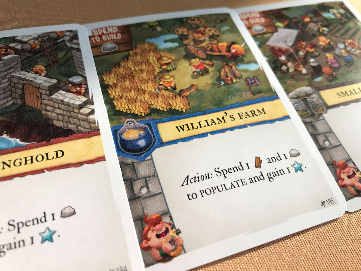 A Fantastically Sunny Day on William's Farm in Imperial Settlers: Empires of the North