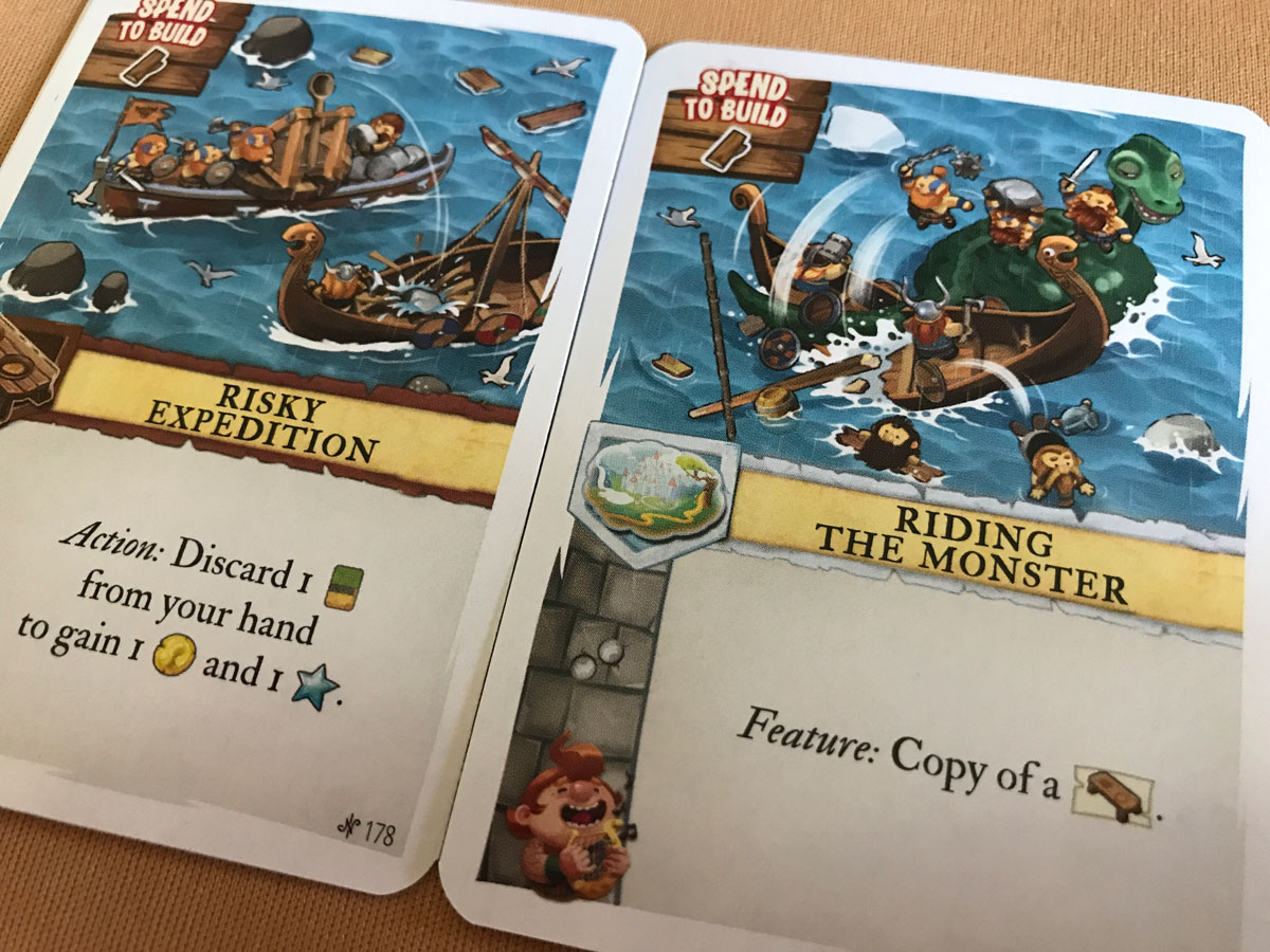 Making Proper Use of the Monster in Imperial Settlers: Empires of the North