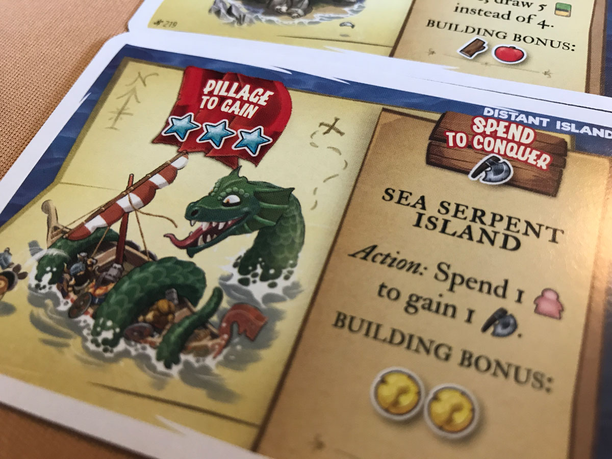Surviving the Dangers of Sea Serpent Island in Imperial Settlers: Empires of the North