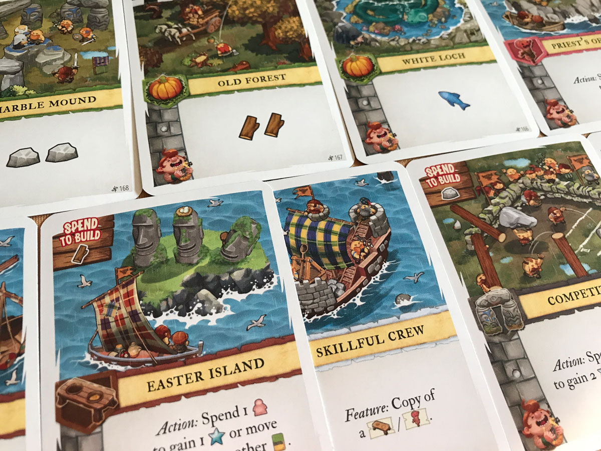 Surviving Winter with the Glenn Clan in Imperial Settlers: Empires of the North