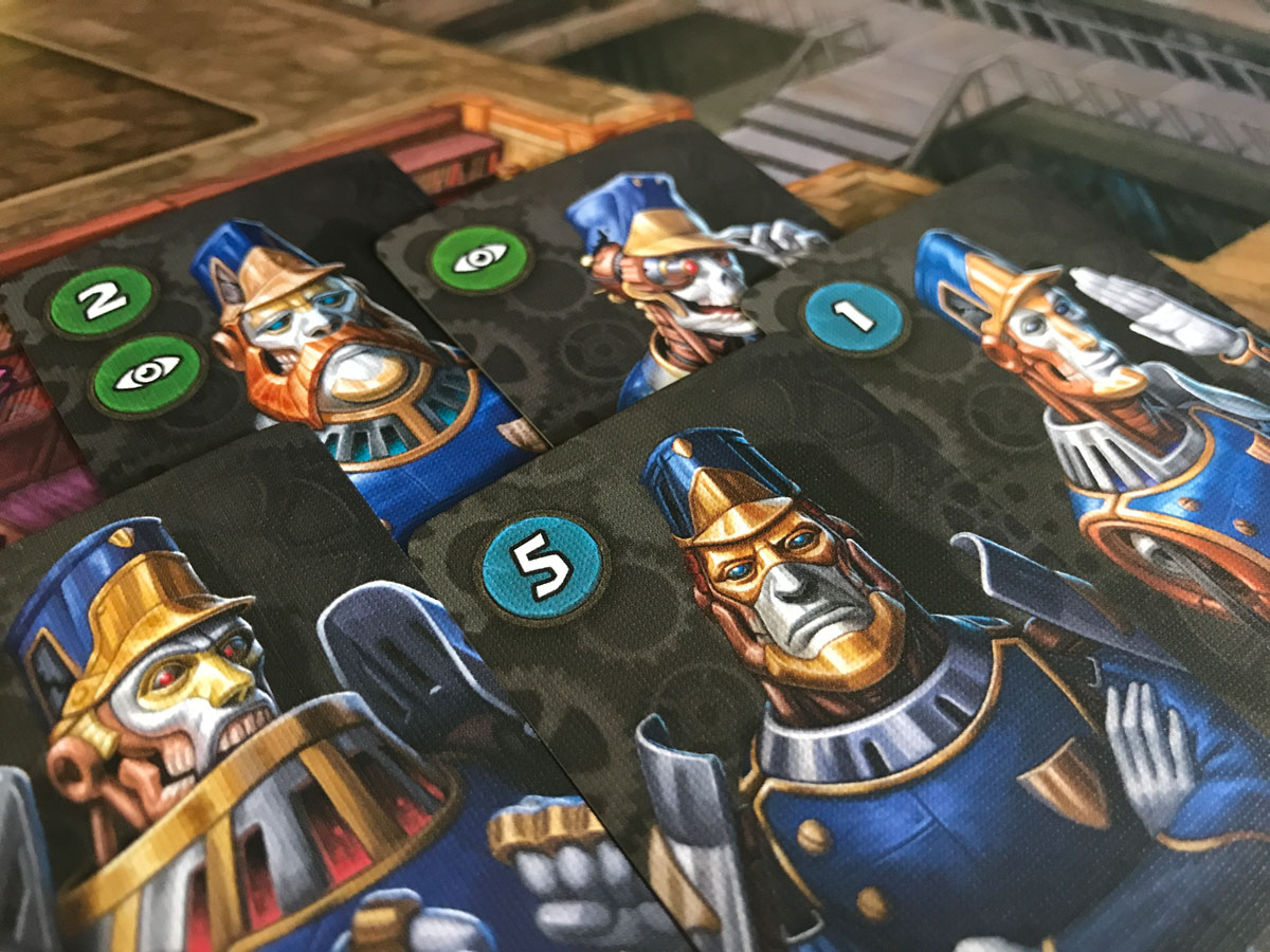 Planning and Plotting Against the Guards in Lockup: A Roll Player Tale