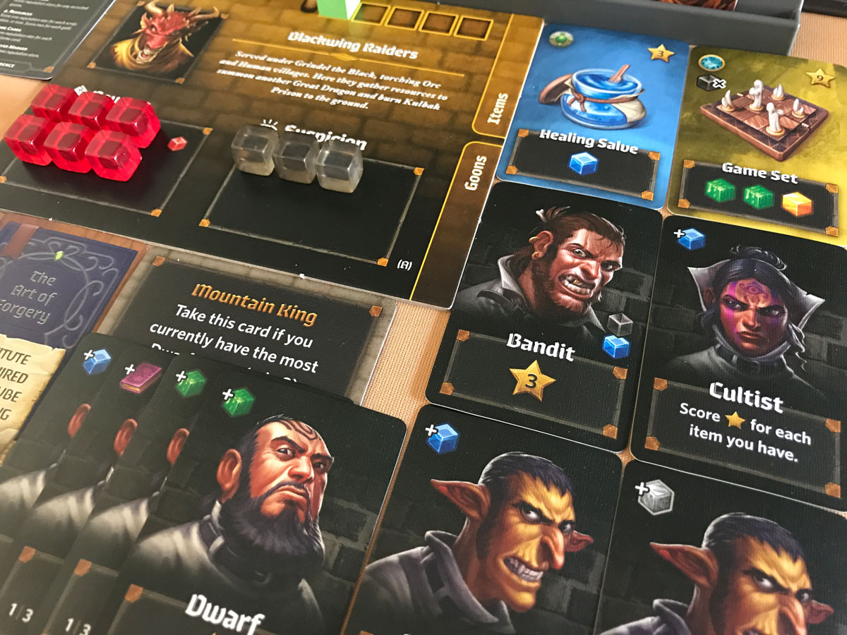 Making the Most of the Kobolds and Goons in Lockup: A Roll Player Tale