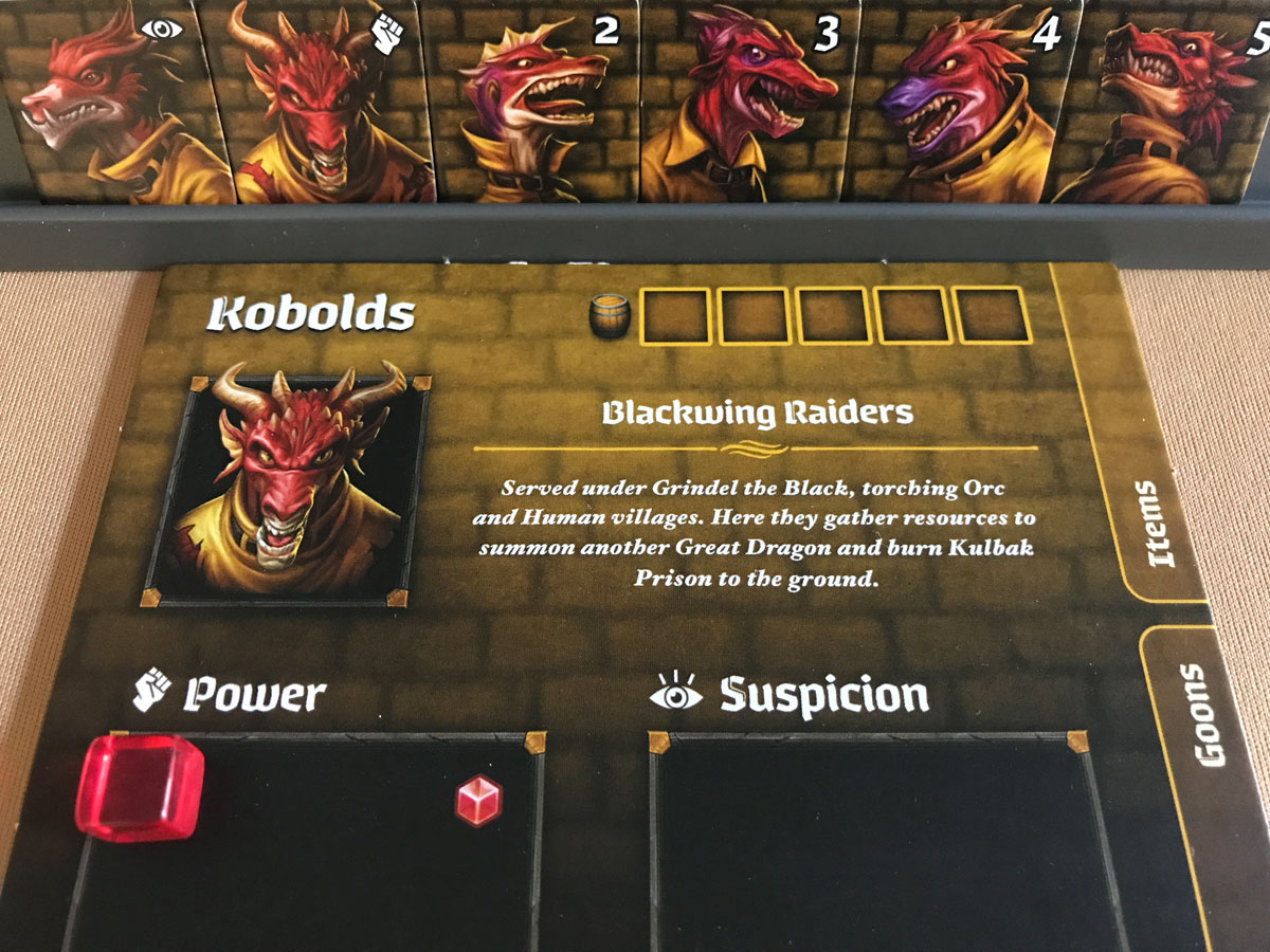 Navigating Kulbak Prison as the Kobolds in Lockup: A Roll Player Tale
