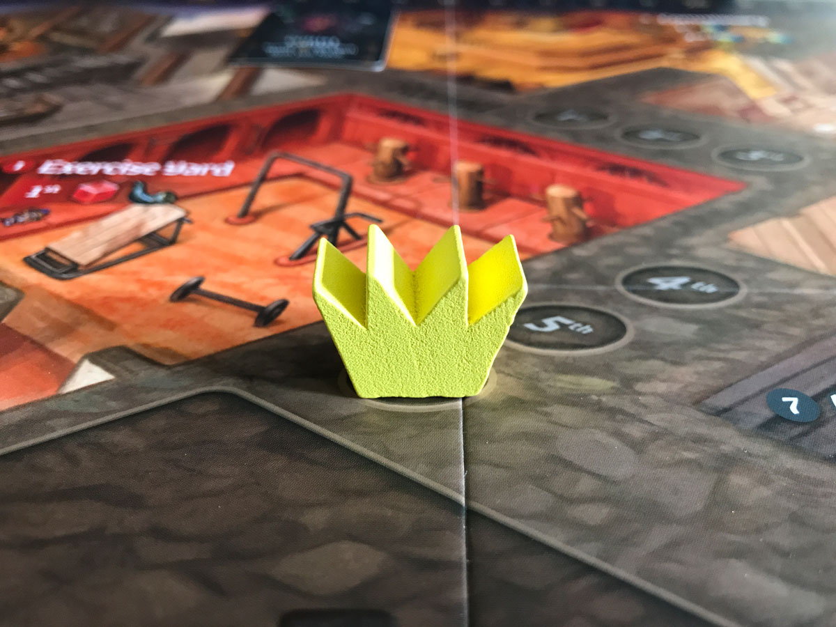 Surviving Through the Final Round in Lockup: A Roll Player Tale