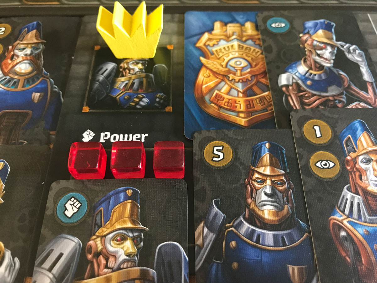 Crowning the Winners in Kulbak Prison of Lockup: A Roll Player Tale