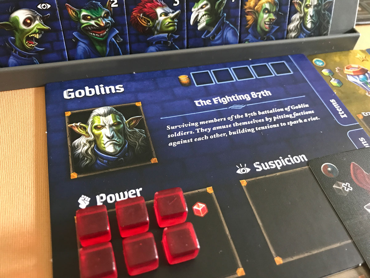 An Enforcer with Lots of Power in Lockup: A Roll Player Tale