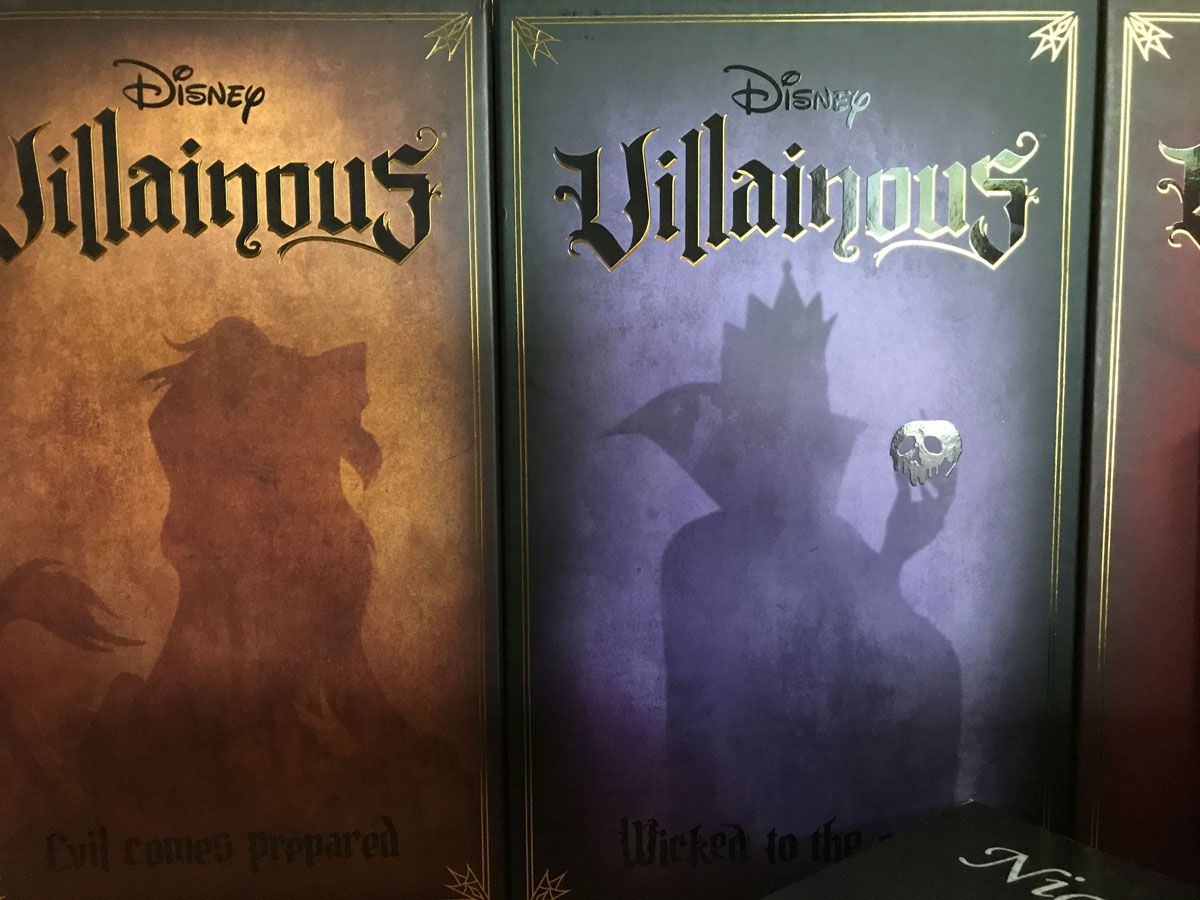 Stretching the Idea of Spooky Just a Bit with a Plan to Play Disney Villainous Solo