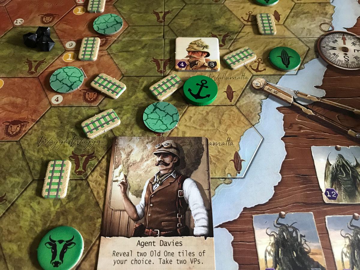 A Suspiciously Familiar Loyalist to Take Down a Port in AuZtralia