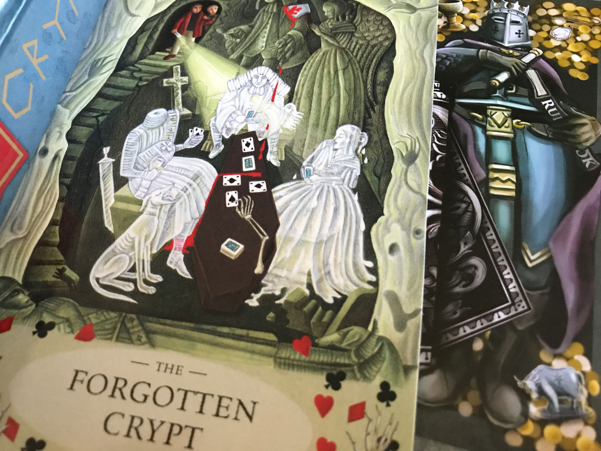 Into the Mystery of the Forgotten Crypt with StoryWorld and Crypt