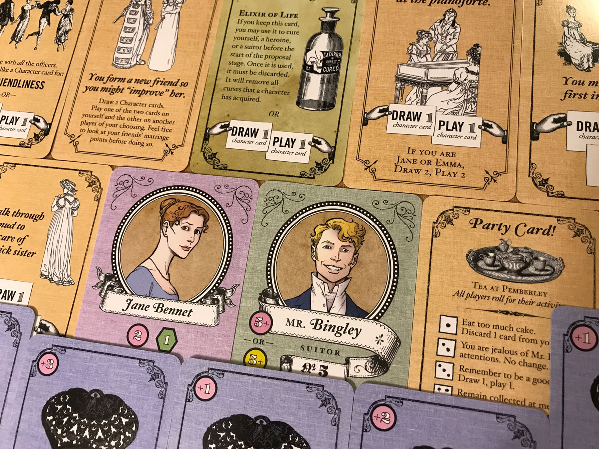 A Fine Life for Jane Bennet and Mr. Bingley in Marrying Mr. Darcy