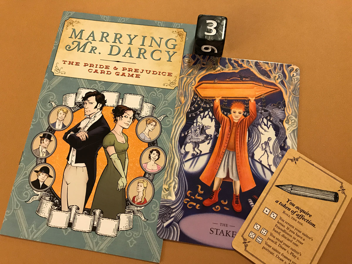 A Hilarious Crossover Between Marrying Mr. Darcy and StoryWorld