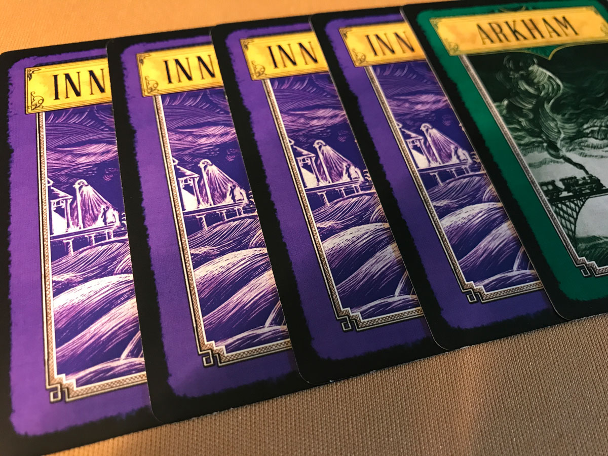 Collecting Almost All of the Final Clues to Win in Pandemic: Reign of Cthulhu