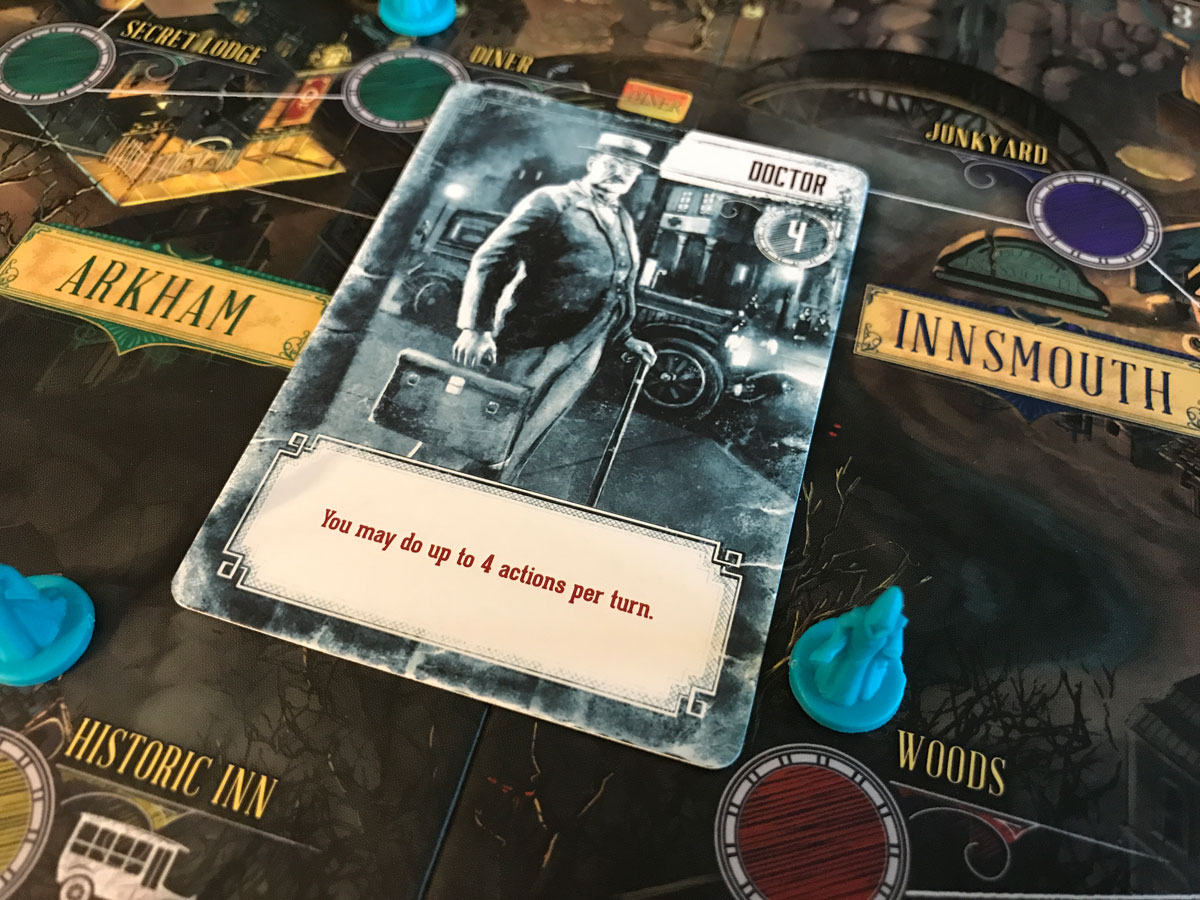 A Sudden Loss of Sanity for the Good Doctor in Pandemic: Reign of Cthulhu
