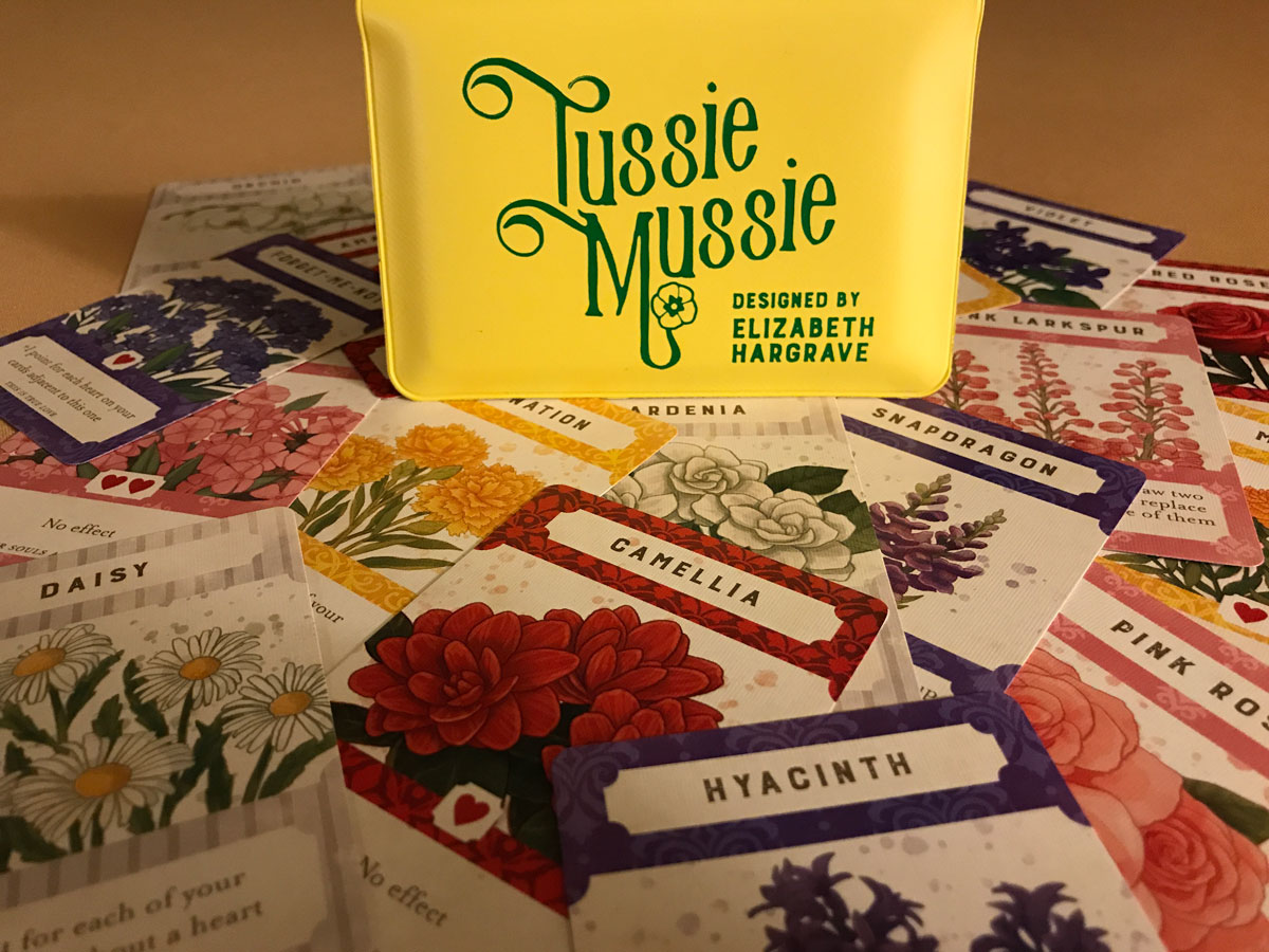 Tussie Mussie and the Language of Flower Arrangements