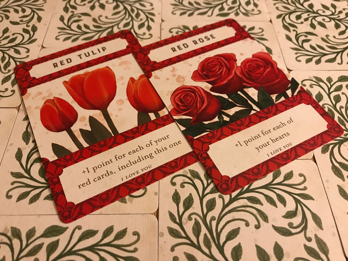 Lots and Lots of Love with the Red Flowers in Tussie Mussie