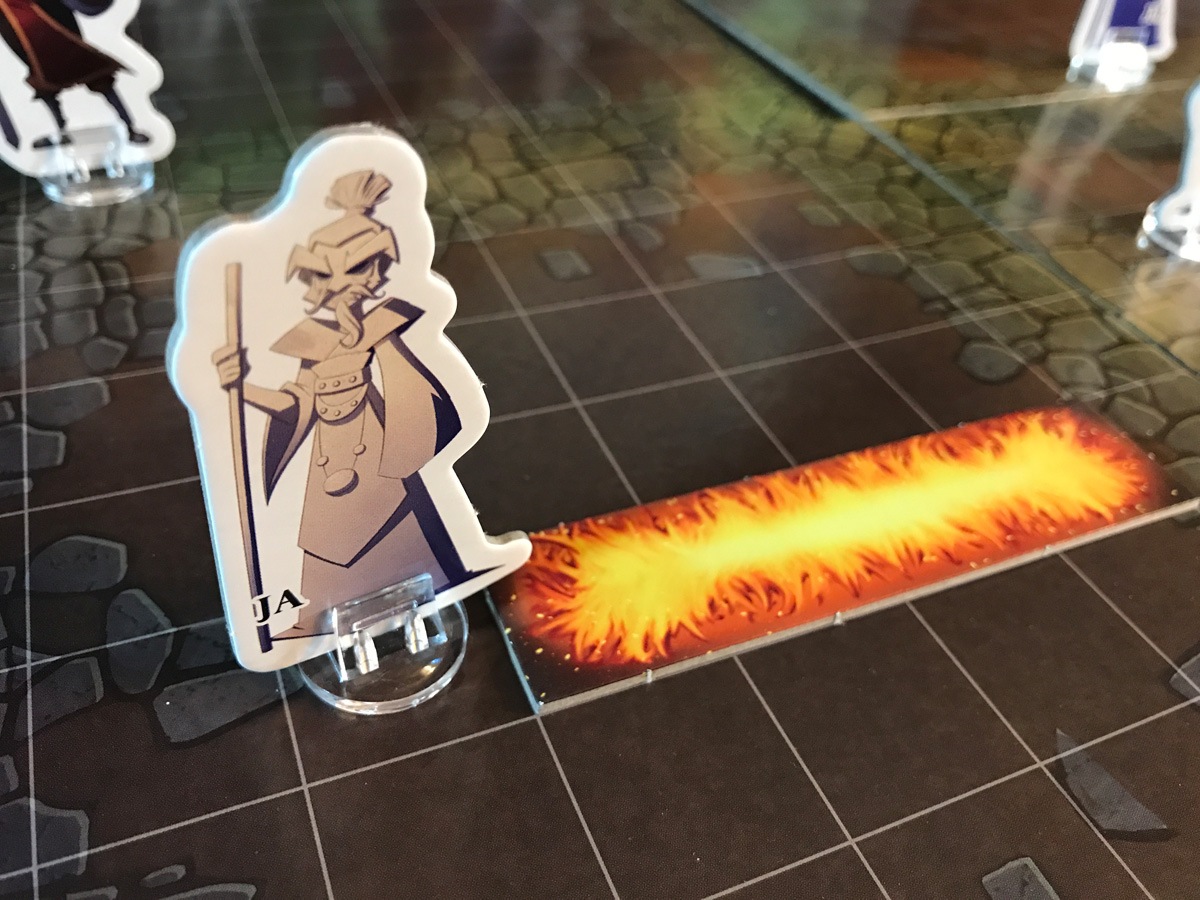 A New Obstacle to Consider with Princely Fire in Adventure Tactics: Domianne's Tower