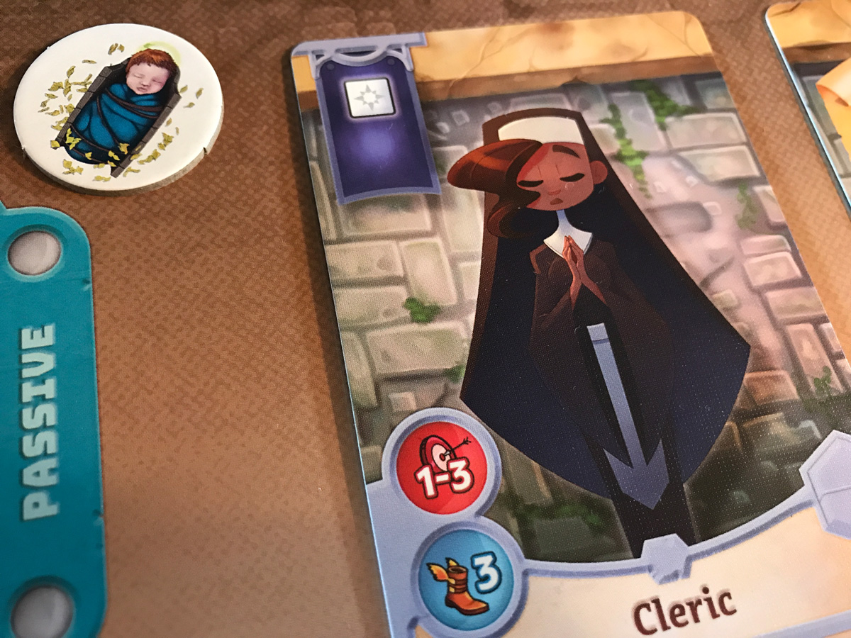 An Unusual Discovery Amongst the Goblins in Adventure Tactics: Domianne's Tower