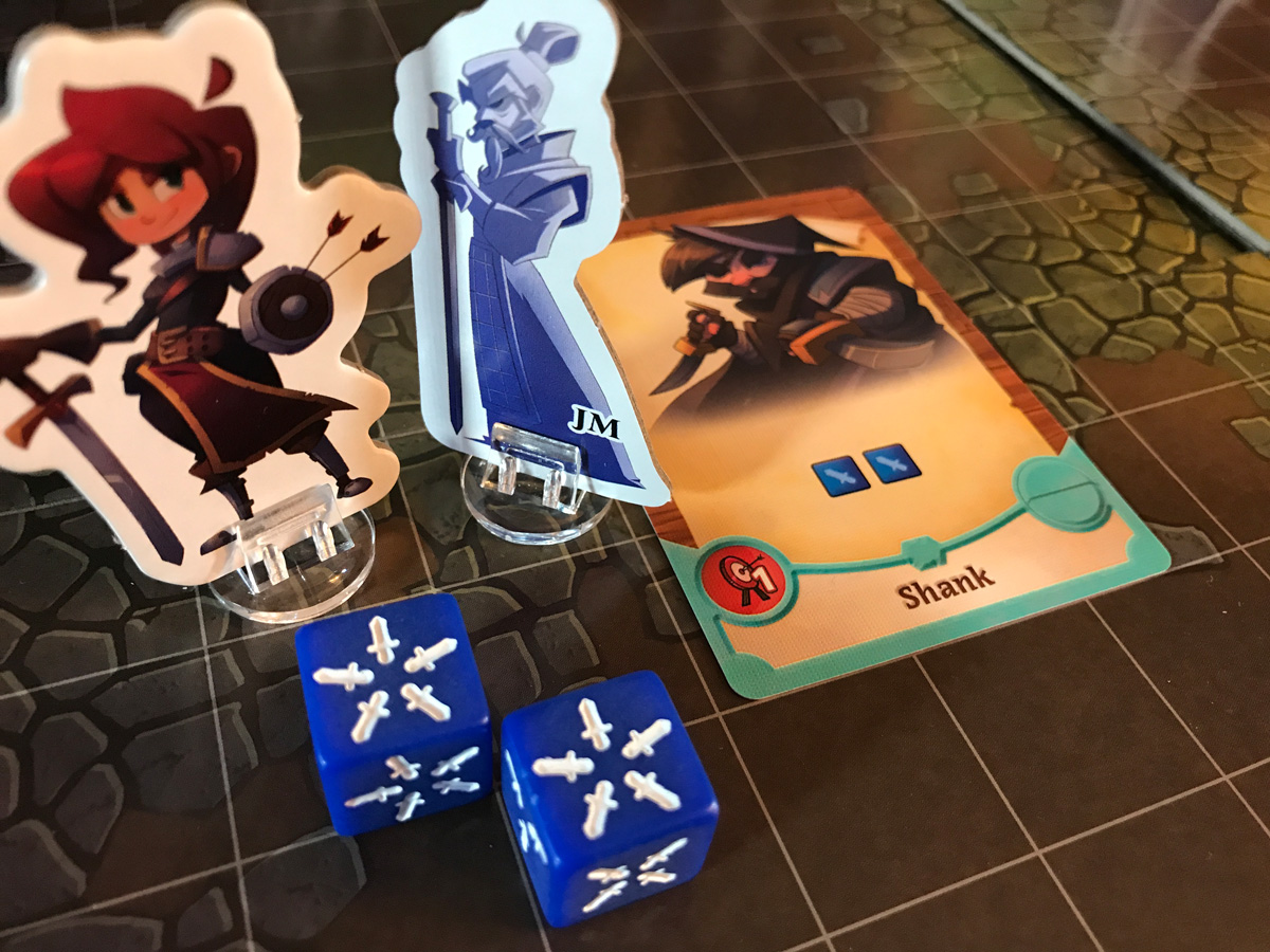Sneaking Out of the Shadows with Maximum Damage in Adventure Tactics: Domianne's Tower