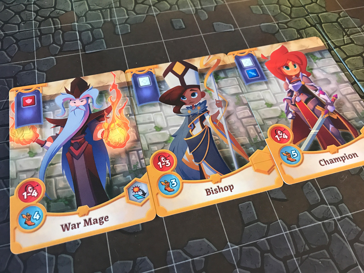 The Best Kind of Failing Heroes from Adventure Tactics: Domianne's Tower