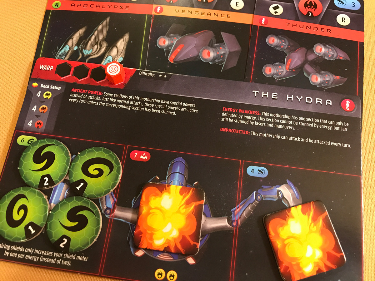The End of the Hydra in an Exciting Finish in Warp's Edge