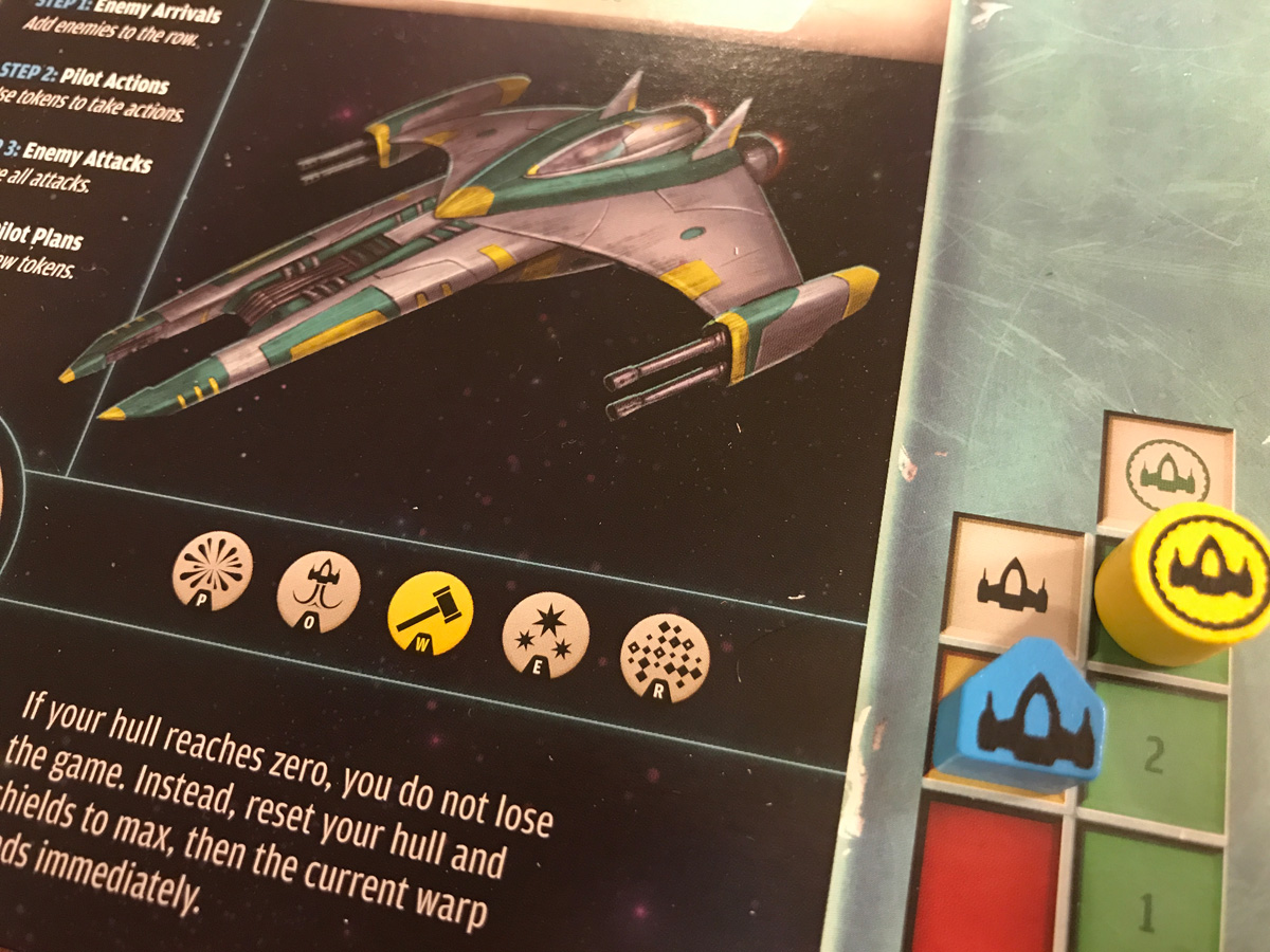 A Closer Look at the Trusty Achilles Ship in Warp's Edge