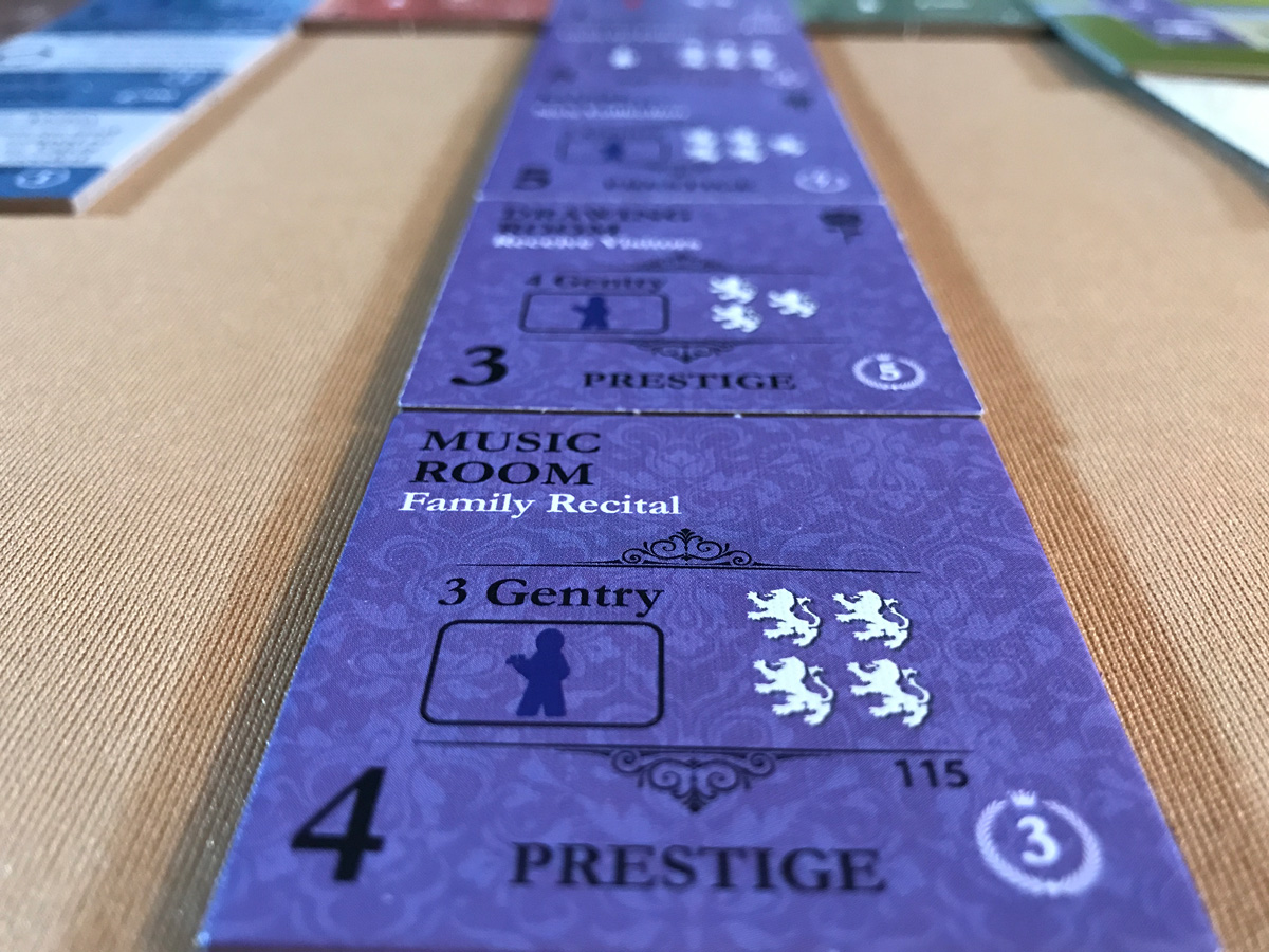 Renovating and Building in the Prestige Department in Obsession