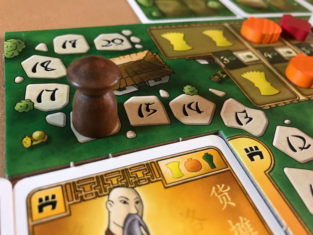 Finishing Appropriately Well on the Path of Prosperity in At the Gates of Loyang