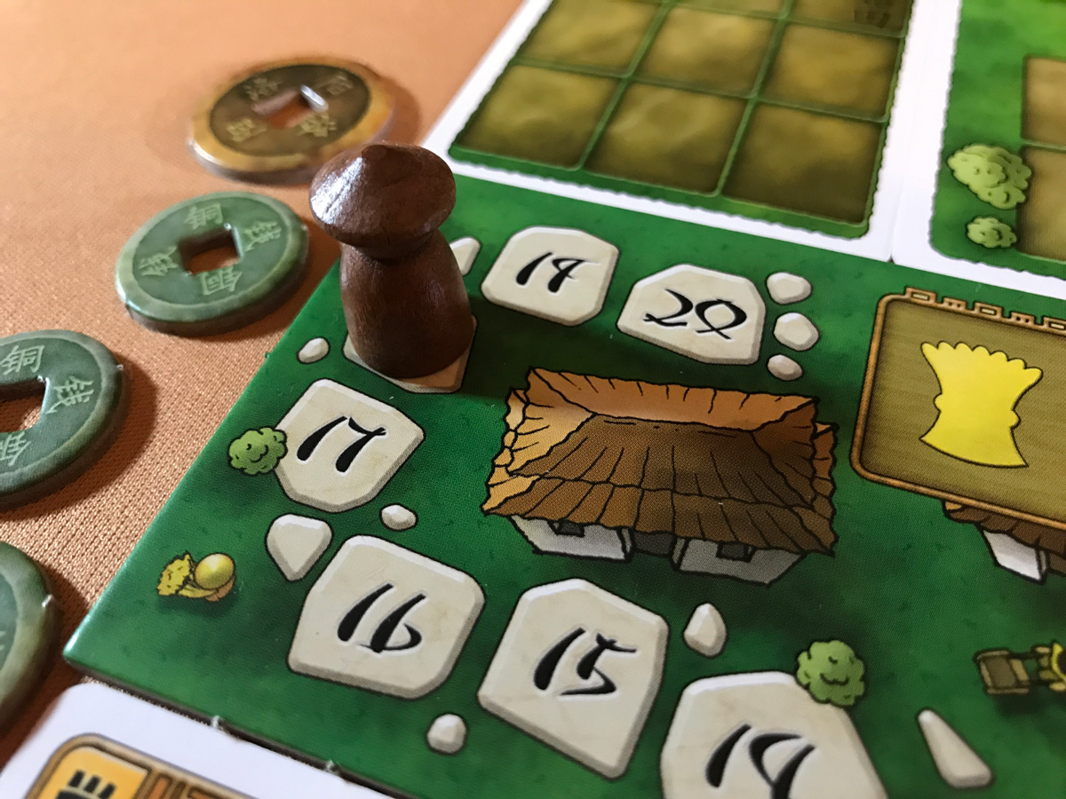 Reaching the Coveted 18 Space in At the Gates of Loyang