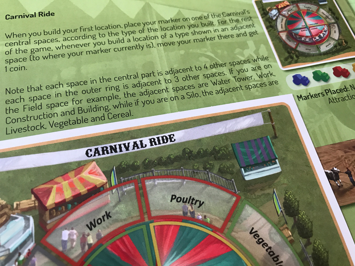 A Solo Attractions Guide to Fields of Green: Grand Fair