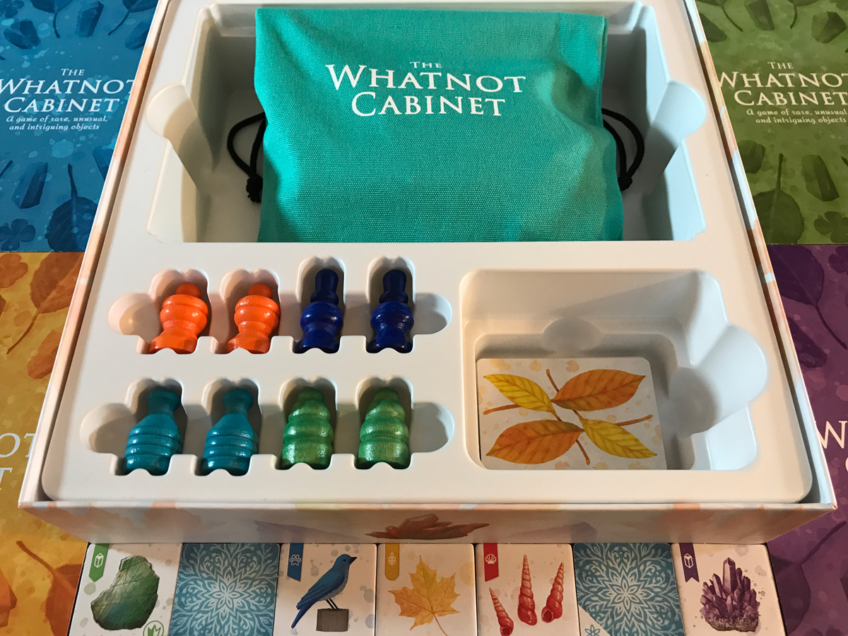 Taking a Moment to Appreciate an Excellent Box Insert for The Whatnot Cabinet