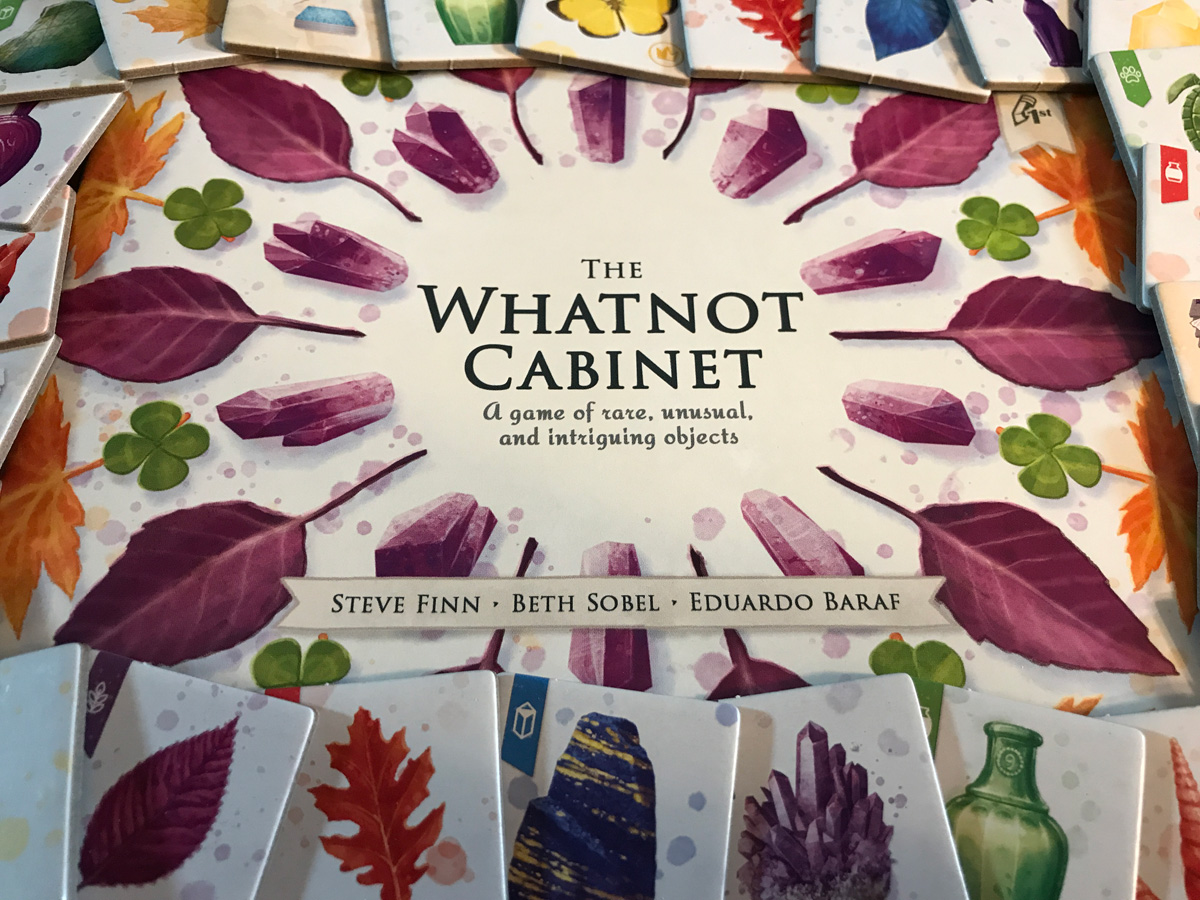 A Bright and Colorful Collection from The Whatnot Cabinet