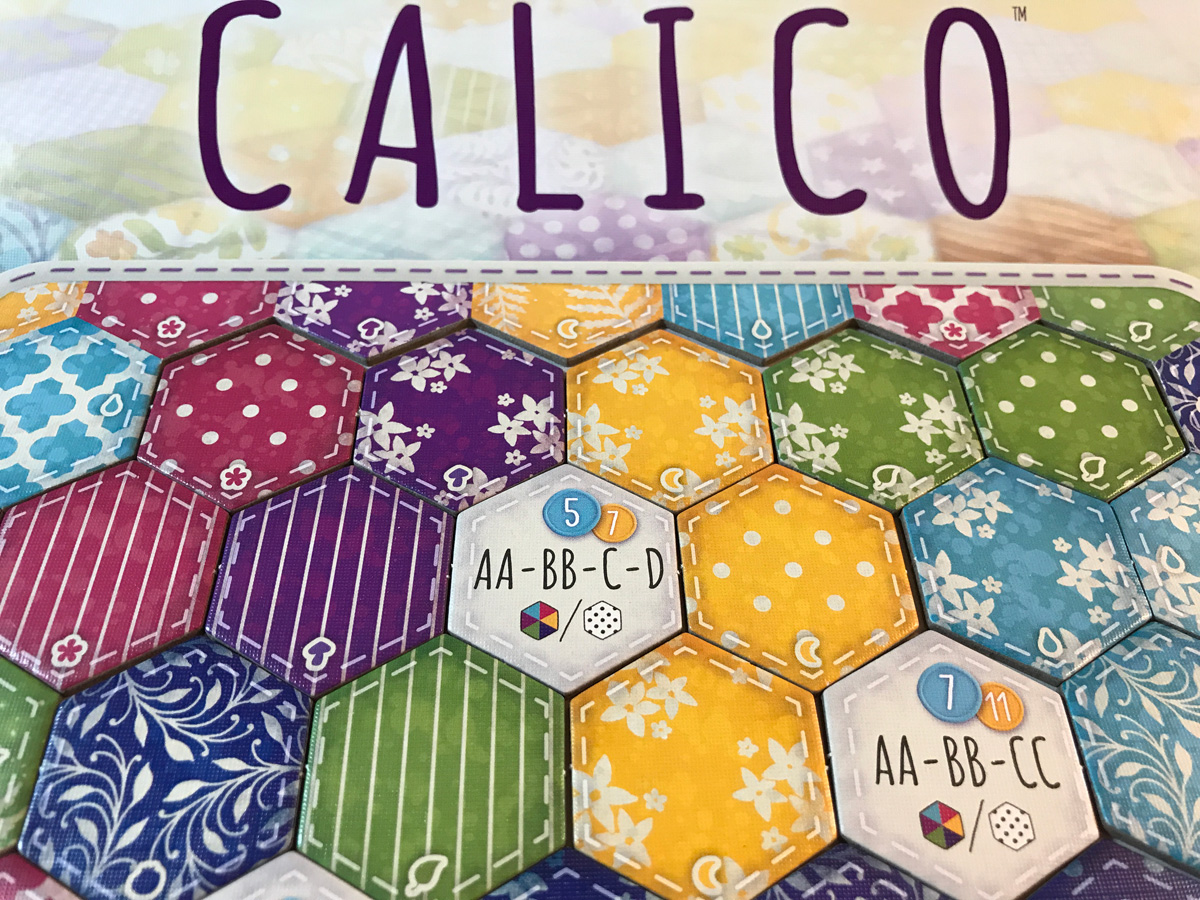 Showing Off a Very Impressive Quilt from Calico