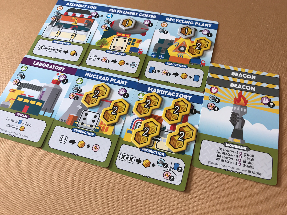 Simple Rules and Complex Choices in Fantastic Factories