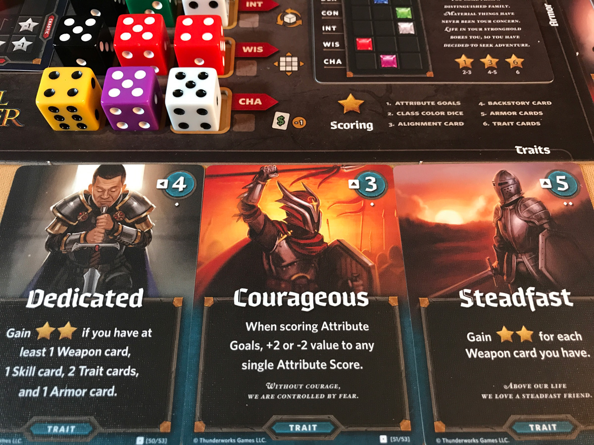 Finding a Way to Succeed with Plenty of Traits from Roll Player