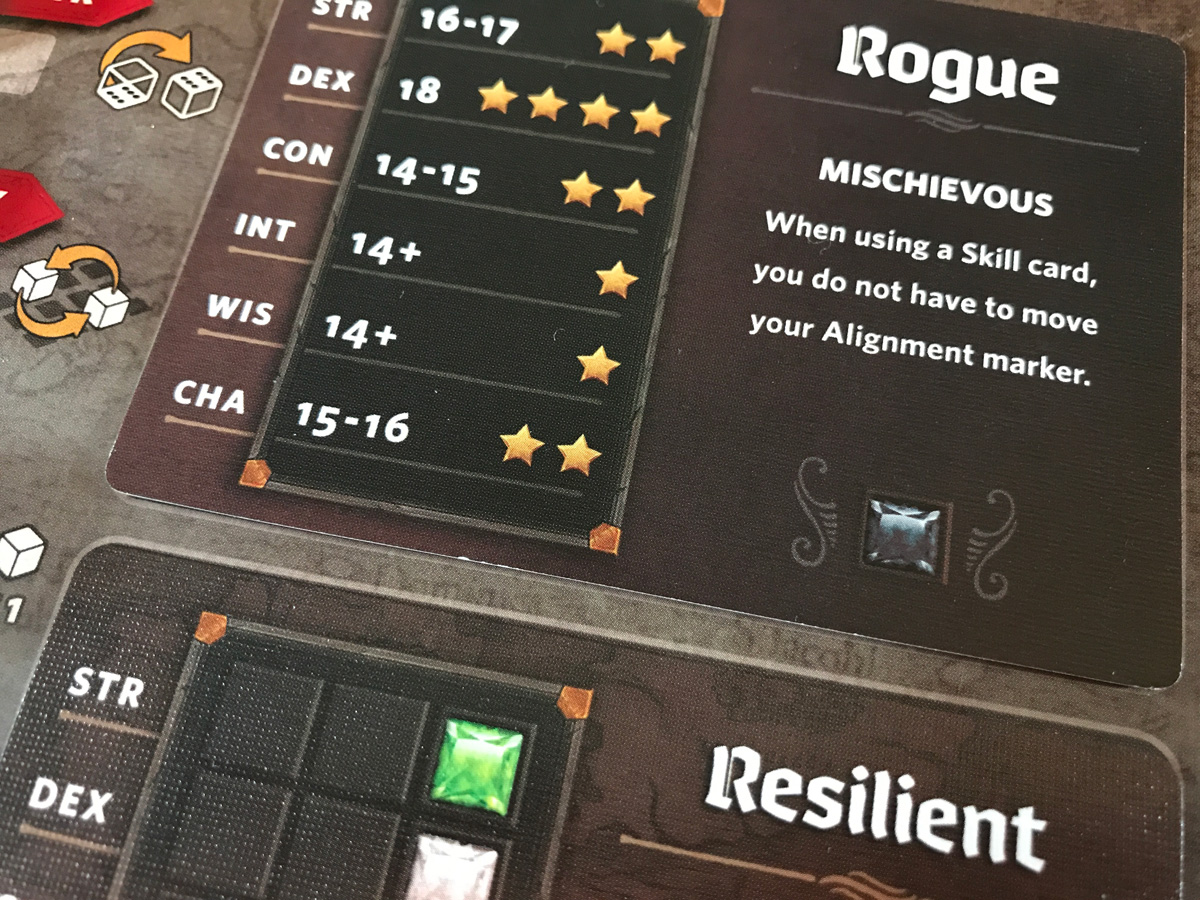 Becoming a Rogue with Almost No Class Dice in Roll Player