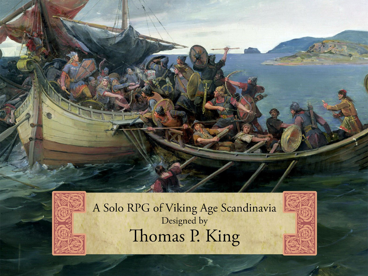 Getting Into the Viking Age with Winds of the North