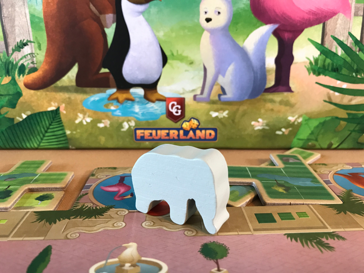 New York Zoo: Finding a Way to Fit an Elephant Everywhere
