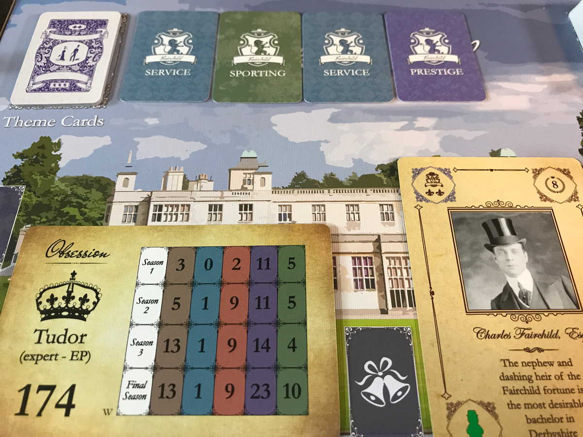 An Agonizing Defeat So Close to Victory Over the Tudors in Obsession