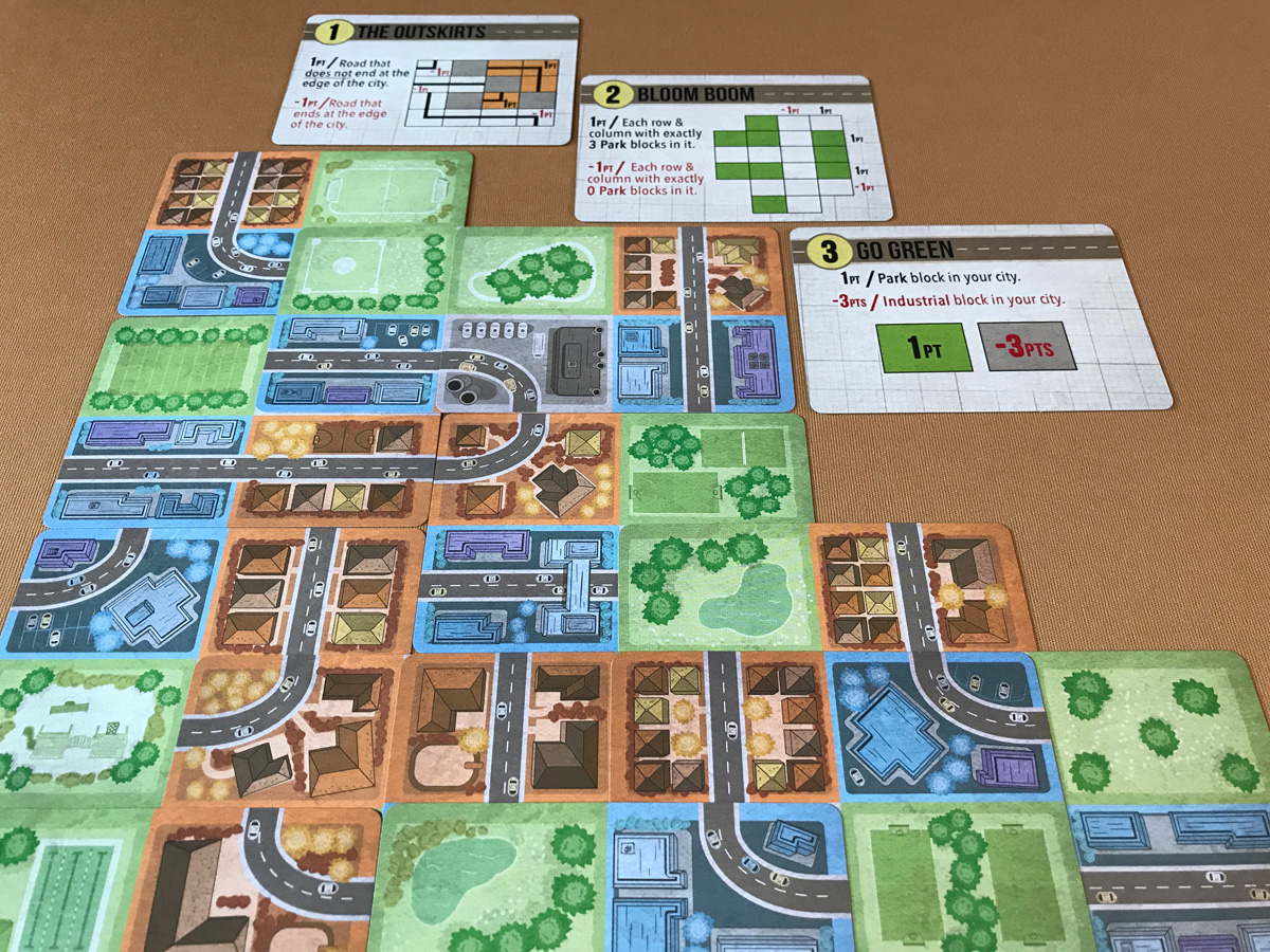 Exceptionally Difficult Times with Sprawlopolis